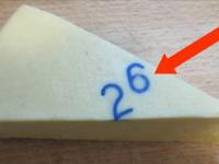 Вот для чего в сыр вставляли эти странные цифры.