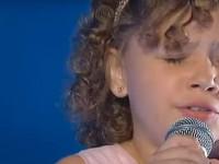 11-летняя внучка Паваротти заставила весь зал аплодировать СТОЯ!