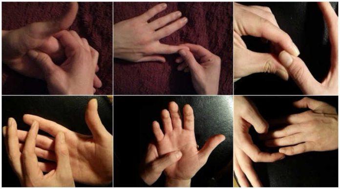 Этот простой массаж пальцев поможет облегчить любую боль.