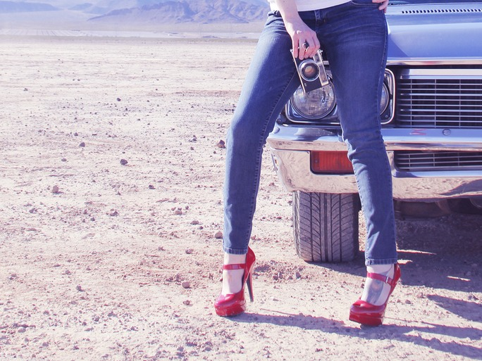 Как безболезненно носить высокие каблуки весь день