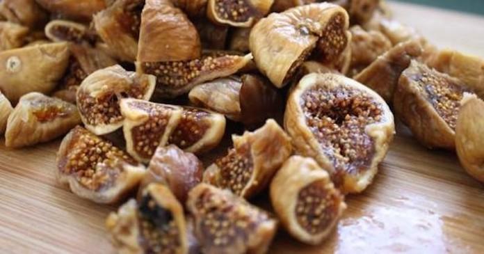 Как употреблять сушенный инжир, чтобы избавиться от проблем с желудочно-кишечным трактом и улучшить состояние крови!