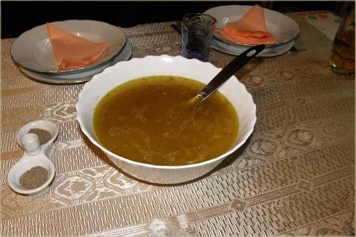 Суп, который на 100% сильнее антибиотиков — у вас должен быть этот рецепт!