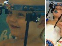 Врач спас мальчика с серьезным переломом шеи после аварии