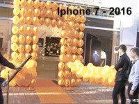 На старт продаж iPhone 7 в Дании никто не пришел!! Вот это да!