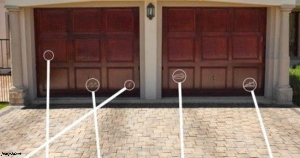 Если вы увидели что-то из этого на дверях, стирайте и звоните в полицию!