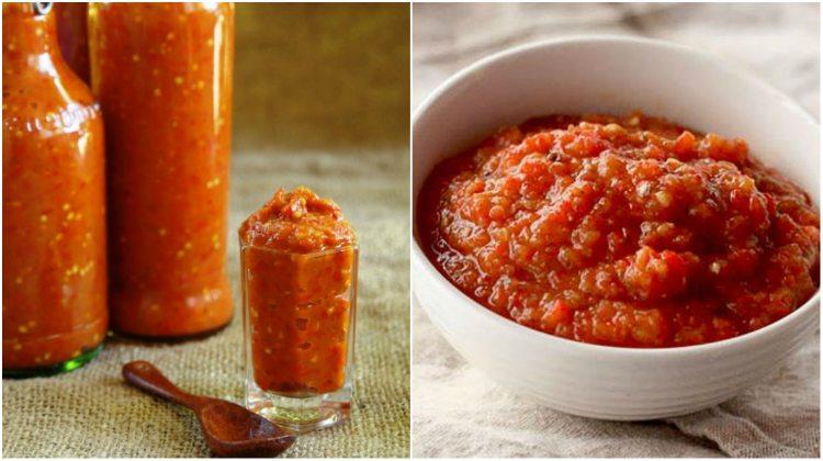 Лучшая заготовка из сладких перцев на зиму: айвар по-сербски. Аромат не передать словами!