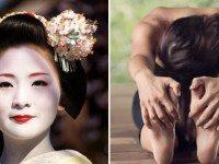 Японская гимнастика макко-хо: секрет неувядающей красоты гейш! Всего 4 упражнения.
