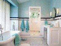 Как полностью отмыть ванную комнату