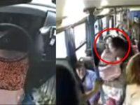 Пассажиры автобуса не хотели уступать место матери с ребенком. Реакция водителя бесподобна