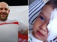 Олимпиец решил продать свою медаль, чтобы помочь мальчику, который болен раком…