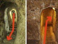 Ремонтируя дом, хозяин обнаружил, что за стеной в подвале раньше жили 20,000 человек.