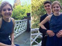 Она умерла вскоре после выпускного вечера. Почему теперь все хотят надеть её голубое платье?