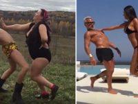 Танцующий миллионер упадет в обморок, когда увидит эти танцы российских артистов…
