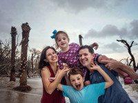 Семья отказалась от любых внешних контактов, чтобы спасти младшую дочь