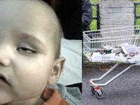 Теперь эта мама советует родителям всегда брать с собой в супермаркет влажные салфетки. Ее сын едва не умер.