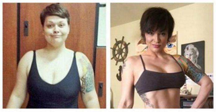 26-летняя мать двоих детей утерла нос всем обидчикам, похудев на 45 КГ, став фитнес тренером