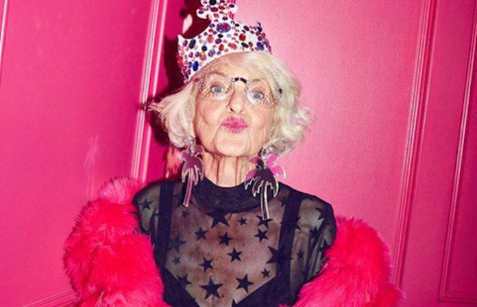 88-летняя бабушка стала Лицом последней коллекции Missguided
