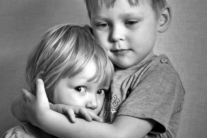 Хороший способ понять чувства старшего ребенка при появлении братика или сестрички