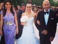 Этого брака никто не ожидал…Но церемония была роскошной!