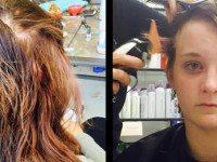 Они облили клеем голову 15-летней девочки. То, что подросток сделал в ответ, очень вдохновляет!