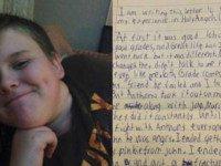 Прежде чем повеситься, мальчик написал письмо. Родители хотят, чтобы мир знал, что его убило.