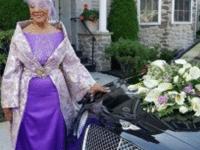 Гламурная 86-летняя невеста стала королевой соцсетей