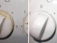 Как легко очистить ручки плиты. Тебе понадобится 1 бюджетное аптечное средство!