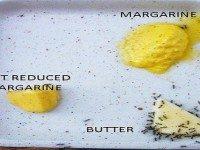 «Жирные» факты: масло против маргарина