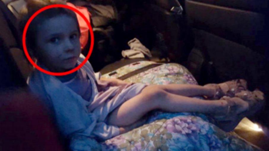 Пьяные родители спали, когда парень забрал их 4-летнюю дочь. Домой она никогда больше не вернется