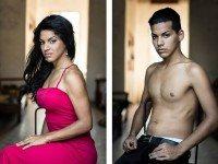 Скандальный фотопроект: 15 шокирующих снимков людей, которые сменили пол.