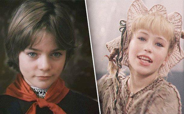 Девочки из нашего детства: судьбы юных героинь советского кино