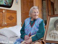 Самая взрослая в мире женщина рассказала, как дожить до 116 лет
