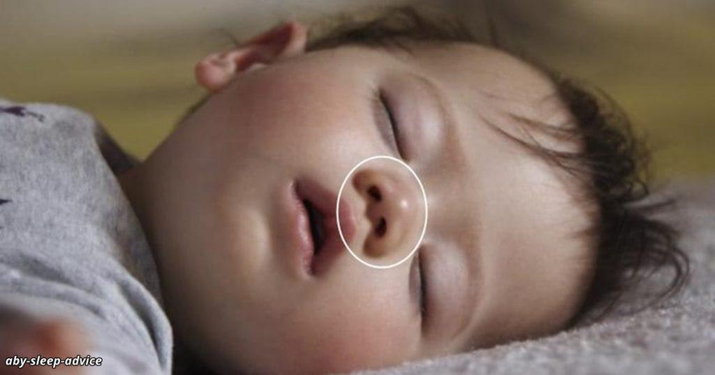 Мать намазала нос ребенка популярным лекарством и пошла спать... К утру его не стало...
