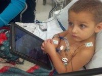 Масло каннабиса излечило 3-летнего мальчика от рака после того, как врачи дали ему 48 часов!