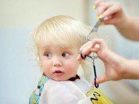 Разрушаем Мифы: нужно ли брить годовалого малыша налысо