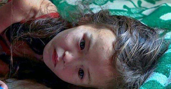 3-летняя малышка 11 дней блуждала по дикому лесу. Тот, кто все время был с ней, тронет тебя до глубины души.