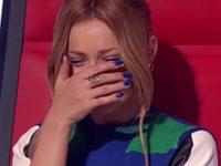 Девочка своим пением довела тренера до слез. Она точно не дочь Джамалы?