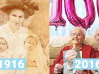 Сестры-близнецы отметили свое 100-летие и попросили необычный подарок