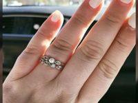 Фото ее обручального кольца взбудоражило Интернет по одной странной причине!