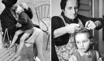 Снимки мам, сделанные 50 лет назад, которые фотограф нашел у себя в кладовке