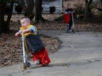 Самый сильный и отважный мальчик в мире — Дейтон Веббер