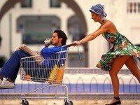 После работы зашли с мужем в торговый центр