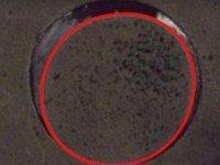 В Аргентине обнаружено мистическое идеально круглое озеро, в котором плавает круглый плавучий остров