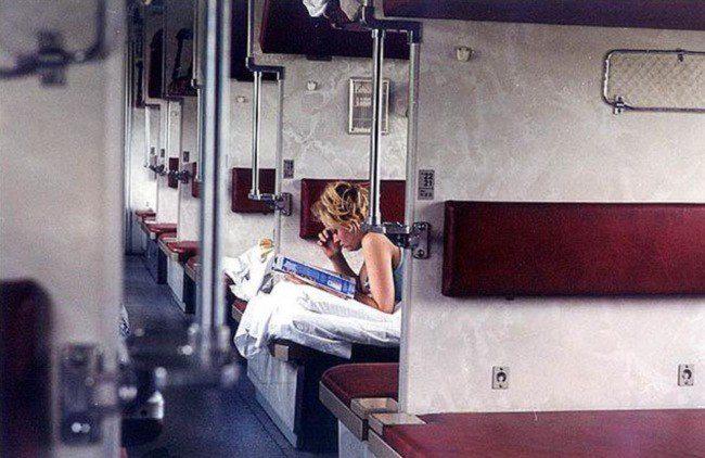 Садясь в поезд, парень и не подозревал, что запомнит эту поездку на всю жизнь!