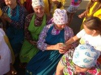 Добрые дела девяти бабушек