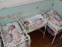 Две недели назад лежали с сыном в детском отделении