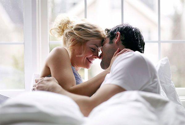 Ночной разговор мужа и жены