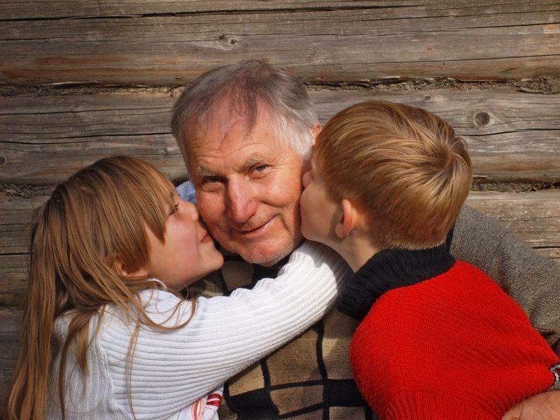 Сочинение мой дедушка