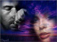Молодой мужчина безнадежно влюблен