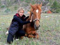 Конь спас жизнь мальчику